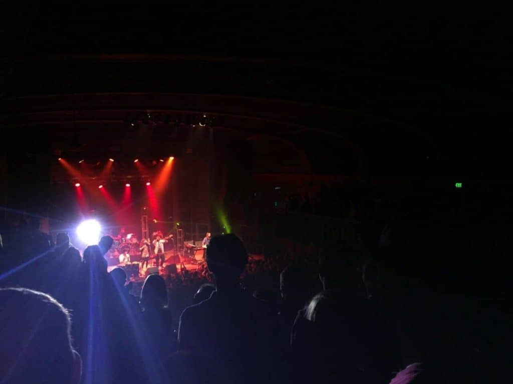 The Motet at The Ogden in Denver on Friday Nov 13th, 2015 7