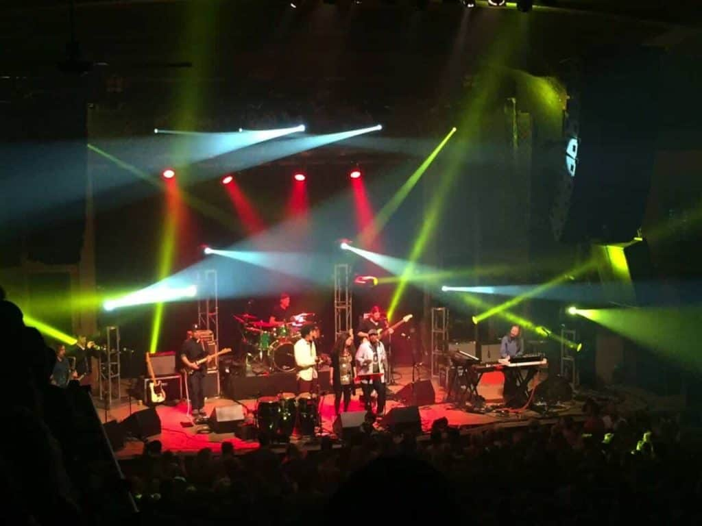 The Motet at The Ogden in Denver on Friday Nov 13th, 2015 9