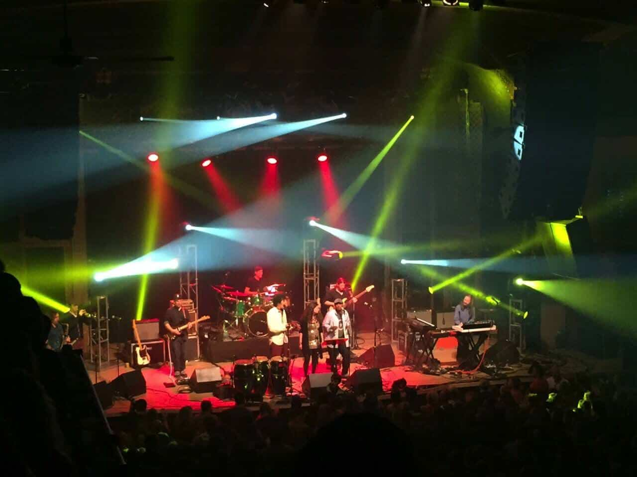 The Motet at The Ogden in Denver on Friday Nov 13th, 2015 1
