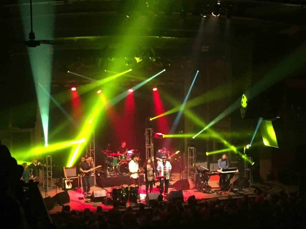 The Motet at The Ogden in Denver on Friday Nov 13th, 2015 10