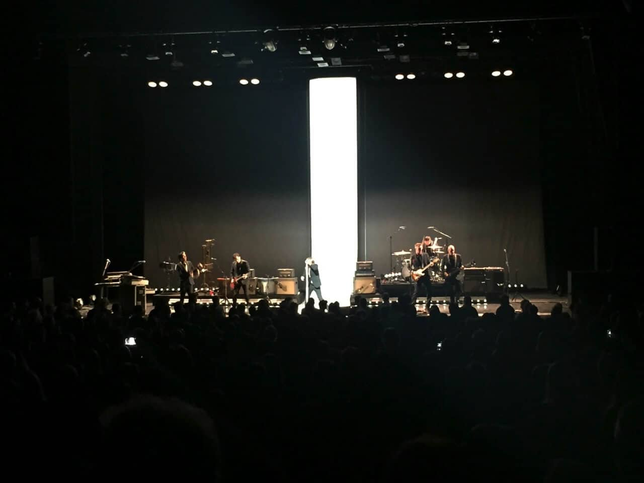 Iggy Pop @ Ellie Caulkins Opera House, Denver, Colorado, April 2nd 2016 4