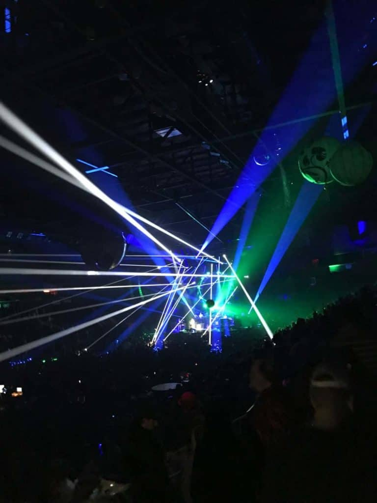 String Cheese Incident - New Years 2017 9