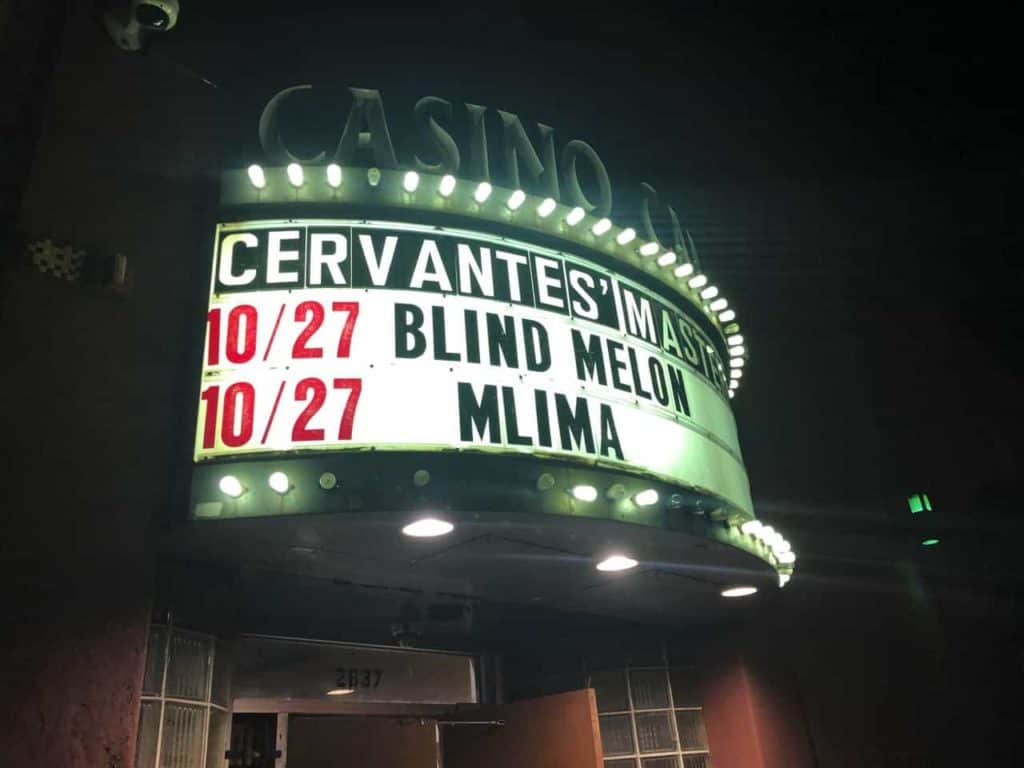 Blind Melon - Cervantes 11