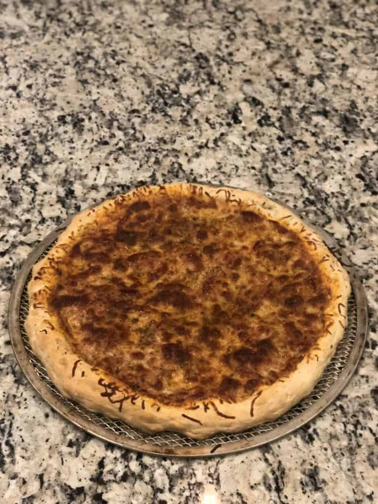 Homemade Pizza 3