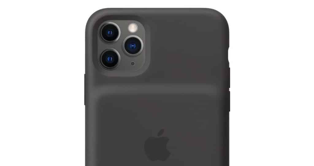 Apple Smart Battery Case 1