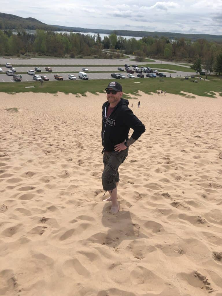 Traverse City and Sleeping Bear Dunes - May 2020 13