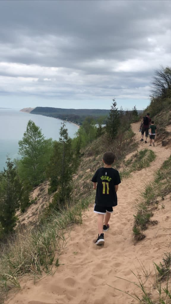 Traverse City and Sleeping Bear Dunes - May 2020 1